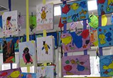 Yr Students art work