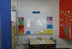Kindy Silent reading centre