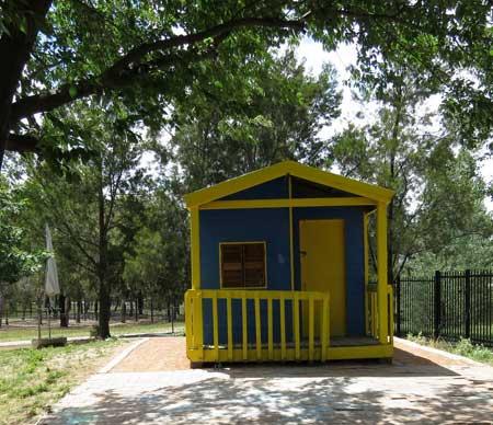 Theodore Preschool Cubby House